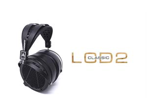 Audeze LCD 2 classic, High End hodetelefon for entusiaster.